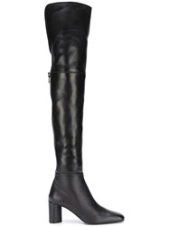 Tom Ford Mid Heeled Boots Black