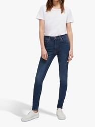 French Connection Mid Rise Skinny Rebound Jeans Vintage