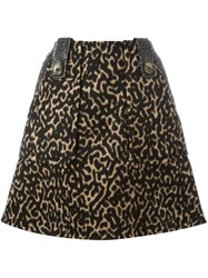 Dorothee Schumacher 'Quirky Cool' Skirt Black