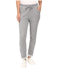 Roxy Signature Feeling Pants Heritage Heather Women's Casual Pants Gray