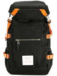 Makavelic Fuerte Iconic Backpack Black