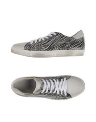 Primabase Footwear Low Tops And Trainers Men White