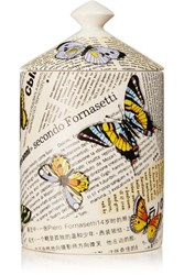 Fornasetti Ultime Notizie Scented Candle Colorless