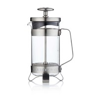 Barista And Co Plunge Pot 3 Cup Electric Steel