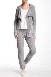 Marika Casual Cool Quilted Jogger Gray