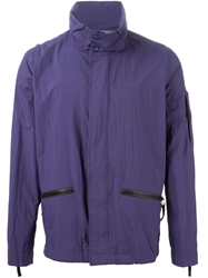Paul Smith Stand Up Collar Windbreaker