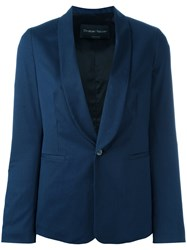 Christian Pellizzari Smart Blazer Blue