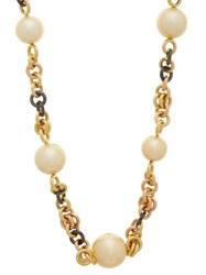Spinelli Kilcollin Varuna Mx Pearl And 18Kt Gold Necklace Gold