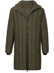 Cerruti 1881 Padded Coat Grey