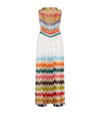 Missoni Mare Bandeau Jumpsuit Female Multi