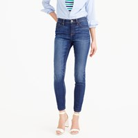 J.Crew Petite Lookout High Rise Jean In Meyer Wash