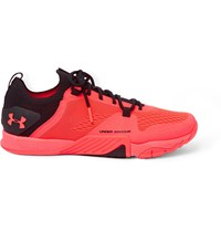 Under Armour Ua Tribase Reign 2 Mesh And Rubber Sneakers Red