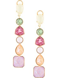 Shourouk Mixed Stone Drop Earrings 60