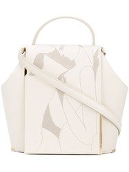 Onesixone Kelly Becman Tote Women Leather One Size Nude Neutrals