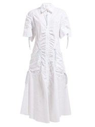 Sportmax Elmi Dress White