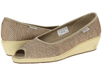 Keen Cortona Wedge Jute Kelp Women's Wedge Shoes Green