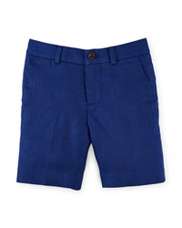 Ralph Lauren Preppy Linen Shorts