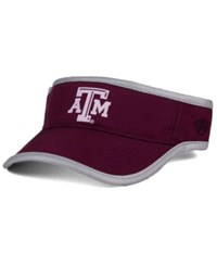 Top Of The World Texas A And M Aggies Baked Visor Maroon