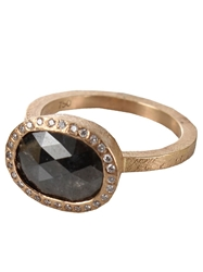 Todd Reed 'Fancy' Diamond Ring Metallic