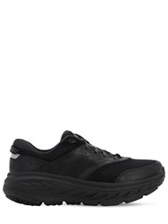 Hoka One One Opening Ceremony Bondi Running Sneakers Black