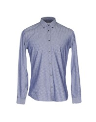 .. Beaucoup Shirts Blue