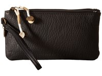 Billabong Cosmic Round Wallet Black Wallet Handbags