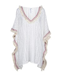 Care Of You Kaftans White