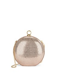 Halston Round Mini Audiere Rose Gold