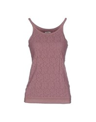 Pink Memories Topwear Vests Women