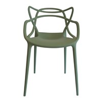 Kartell Masters Chair Green