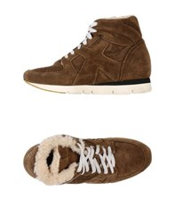 O.X.S. Footwear High Tops And Trainers Women