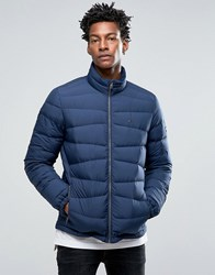 Tommy Hilfiger Denim Light Down Jacket Black Iris Navy