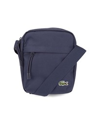 Lacoste Navy Blue Compact Bag