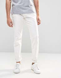 Farah Harthouse Slim Fit Trousers Beige