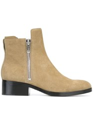 3.1 Phillip Lim 'Alexa' Boots Nude And Neutrals