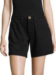 Jag Somerset Cotton Blend Shorts Hedge