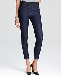 Karen Kane Cropped Jeggings Dark Rinse