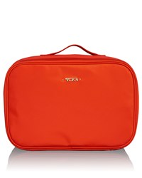 Voyageur Cayenne Red Lima Toiletry Kit Tumi