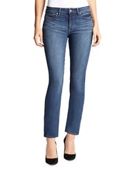 William Rast Cropped Cotton Blend Jeans Rb Wash