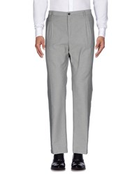Officina 36 Casual Pants Grey