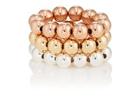 Beck Jewels Allegra Ring Trio Gold