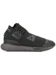 Y 3 Chunky Sole Sneakers Black