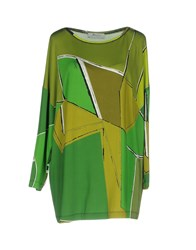 Severi Darling T Shirts Military Green