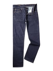 Label Lab Dart Rinse Wash Taper Leg Jean