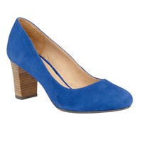 Lotus Gaize Shiny Heels Blue
