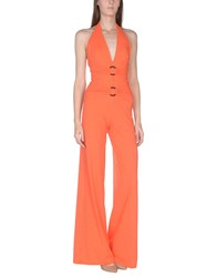 Fisico Jumpsuits Red
