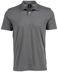 Volcom Men's Wowzer Polo Dark Grey