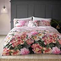Ted Baker Painted Posie Duvet Cover Pink