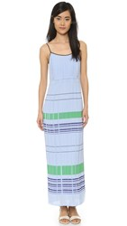 O'2nd Bobby Maxi Dress Sky