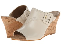 Tahari Pearl Warm White Women's Wedge Shoes Beige
